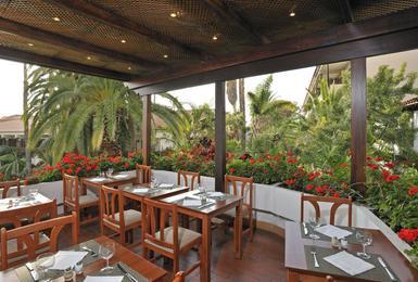 Рестора́н Parque San Antonio Отель Tenerife