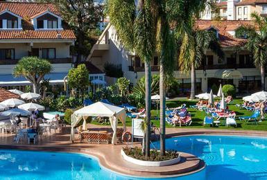 Hotel Parque San Antonio **** Tenerife Parque San Antonio Отель Tenerife