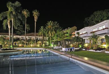 Внешний Parque San Antonio Отель Tenerife